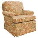 Best Home Furnishings Patoka Swivel Glider Club Chair  - Item Number: 2617-30508