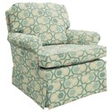 Best Home Furnishings Patoka Swivel Glider Club Chair  - Item Number: 2617-30562