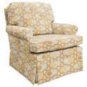 Best Home Furnishings Patoka Swivel Glider Club Chair  - Item Number: 2617-30565