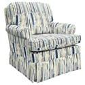 Best Home Furnishings Patoka Swivel Glider Club Chair  - Item Number: 2617-31322