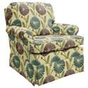 Best Home Furnishings Patoka Swivel Glider Club Chair  - Item Number: 2617-31747