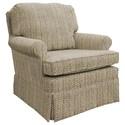 Best Home Furnishings Patoka Swivel Glider Club Chair  - Item Number: 2617-33028