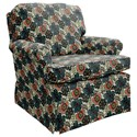 Best Home Furnishings Patoka Swivel Glider Club Chair  - Item Number: 2617-33212
