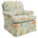 Best Home Furnishings Patoka Swivel Glider Club Chair  - Item Number: 2617-33342
