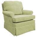 Best Home Furnishings Patoka Swivel Glider Club Chair  - Item Number: 2617-33541