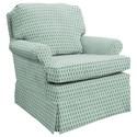 Best Home Furnishings Patoka Swivel Glider Club Chair  - Item Number: 2617-33542A