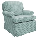 Best Home Furnishings Patoka Swivel Glider Club Chair  - Item Number: 2617-33542B
