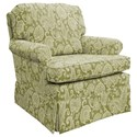 Best Home Furnishings Patoka Swivel Glider Club Chair  - Item Number: 2617-34061