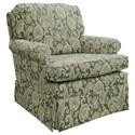 Best Home Furnishings Patoka Swivel Glider Club Chair  - Item Number: 2617-34063