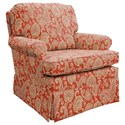 Best Home Furnishings Patoka Swivel Glider Club Chair  - Item Number: 2617-34064