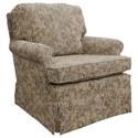 Best Home Furnishings Patoka Swivel Glider Club Chair  - Item Number: 2617-34419