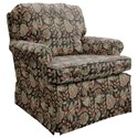 Best Home Furnishings Patoka Swivel Glider Club Chair  - Item Number: 2617-34626A