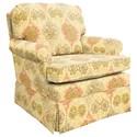 Best Home Furnishings Patoka Swivel Glider Club Chair  - Item Number: 2617-34834