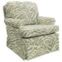 Best Home Furnishings Patoka Swivel Glider Club Chair  - Item Number: 2617-35813