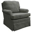 Best Home Furnishings Patoka Swivel Rocking Club Chair  - Item Number: 2619-23792