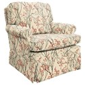 Best Home Furnishings Patoka Swivel Rocking Club Chair  - Item Number: 2619-24017