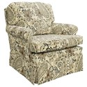 Best Home Furnishings Patoka Swivel Rocking Club Chair  - Item Number: 2619-24547