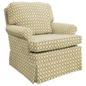 Best Home Furnishings Patoka Swivel Rocking Club Chair  - Item Number: 2619-25797