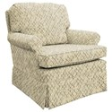 Best Home Furnishings Patoka Swivel Rocking Club Chair  - Item Number: 2619-26089
