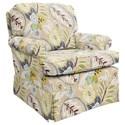 Best Home Furnishings Patoka Swivel Rocking Club Chair  - Item Number: 2619-26989