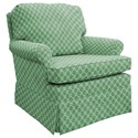 Best Home Furnishings Patoka Swivel Rocking Club Chair  - Item Number: 2619-27062