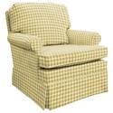 Best Home Furnishings Patoka Swivel Rocking Club Chair  - Item Number: 2619-28061