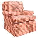 Best Home Furnishings Patoka Swivel Rocking Club Chair  - Item Number: 2619-28068