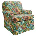 Best Home Furnishings Patoka Swivel Rocking Club Chair  - Item Number: 2619-28118