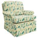 Best Home Furnishings Patoka Swivel Rocking Club Chair  - Item Number: 2619-28402