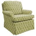Best Home Furnishings Patoka Swivel Rocking Club Chair  - Item Number: 2619-28421