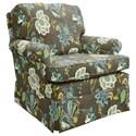 Best Home Furnishings Patoka Swivel Rocking Club Chair  - Item Number: 2619-28603