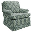Best Home Furnishings Patoka Swivel Rocking Club Chair  - Item Number: 2619-28652