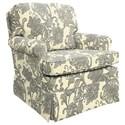 Best Home Furnishings Patoka Swivel Rocking Club Chair  - Item Number: 2619-28722