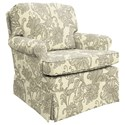 Best Home Furnishings Patoka Swivel Rocking Club Chair  - Item Number: 2619-28723