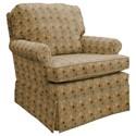 Best Home Furnishings Patoka Swivel Rocking Club Chair  - Item Number: 2619-28745