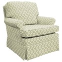 Best Home Furnishings Patoka Swivel Rocking Club Chair  - Item Number: 2619-28841