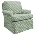 Best Home Furnishings Patoka Swivel Rocking Club Chair  - Item Number: 2619-28842