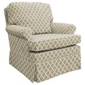 Best Home Furnishings Patoka Swivel Rocking Club Chair  - Item Number: 2619-28843