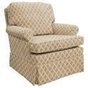 Best Home Furnishings Patoka Swivel Rocking Club Chair  - Item Number: 2619-28849