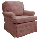 Best Home Furnishings Patoka Swivel Rocking Club Chair  - Item Number: 2619-29098