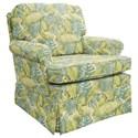 Best Home Furnishings Patoka Swivel Rocking Club Chair  - Item Number: 2619-30051