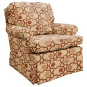 Best Home Furnishings Patoka Swivel Rocking Club Chair  - Item Number: 2619-30564