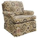 Best Home Furnishings Patoka Swivel Rocking Club Chair  - Item Number: 2619-31223