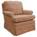 Best Home Furnishings Patoka Swivel Rocking Club Chair  - Item Number: 2619-31688