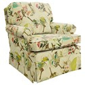 Best Home Furnishings Patoka Swivel Rocking Club Chair  - Item Number: 2619-31957