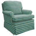Best Home Furnishings Patoka Swivel Rocking Club Chair  - Item Number: 2619-32182