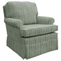 Best Home Furnishings Patoka Swivel Rocking Club Chair  - Item Number: 2619-33022