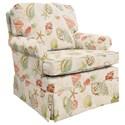 Best Home Furnishings Patoka Swivel Rocking Club Chair  - Item Number: 2619-33347