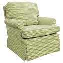 Best Home Furnishings Patoka Swivel Rocking Club Chair  - Item Number: 2619-33541