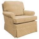 Best Home Furnishings Patoka Swivel Rocking Club Chair  - Item Number: 2619-33549
